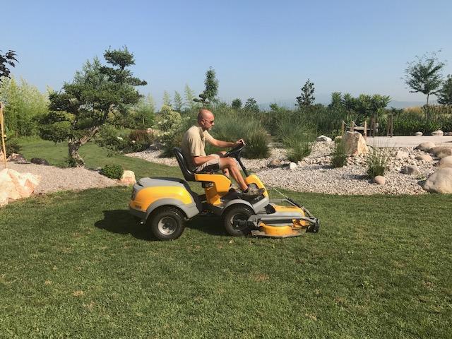 Sfalcio Prato Manutenzione Giardini
