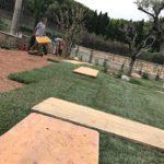 realizzazione giardino vago di lavagno verona