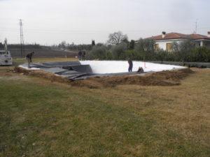 Impermeabiliazzazioni Di Laghi, Canali, Bacini Idrici E Vasche Raccolta Acqua 1