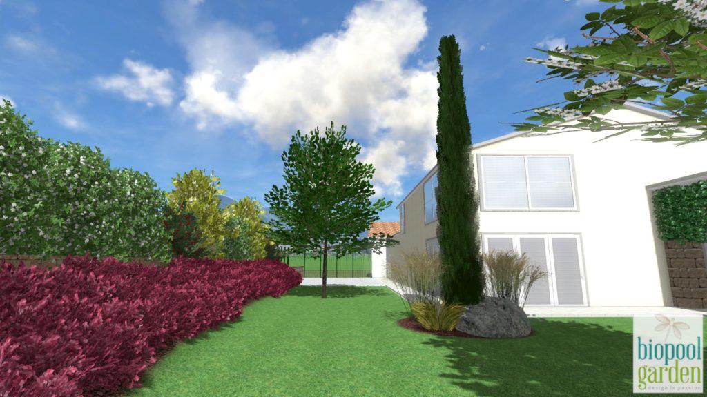Progetto Giardino Casa Privata 7