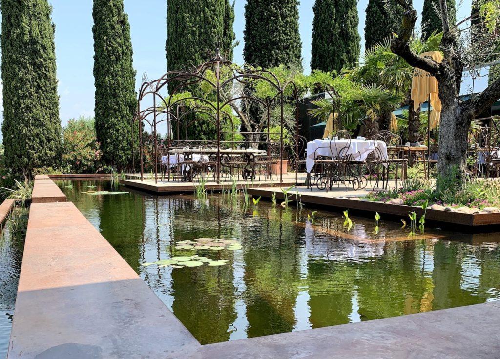Biopiscina Ristorante Lazise Lago Di Garda 01