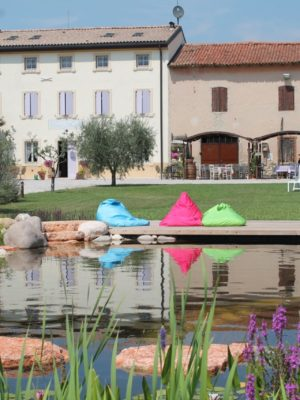 Gallery Biopiscina Naturale Agriturismo Trentino