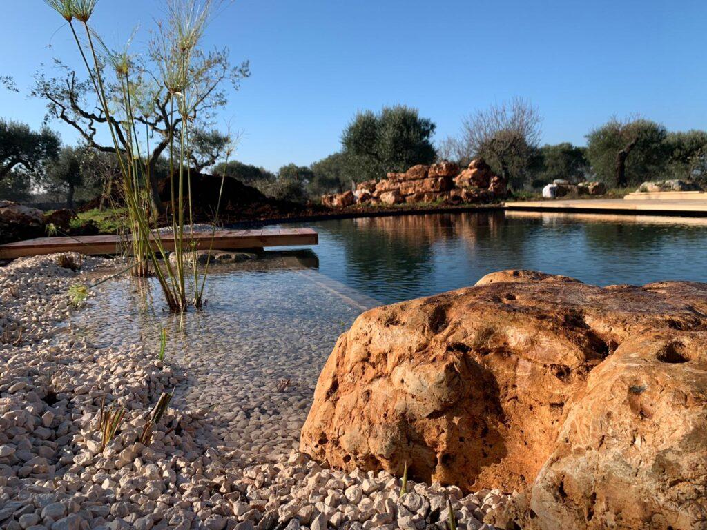 Biolago Natural Pool Conversano Bari
