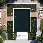 Natural Pool Villa Veneta Vicenza